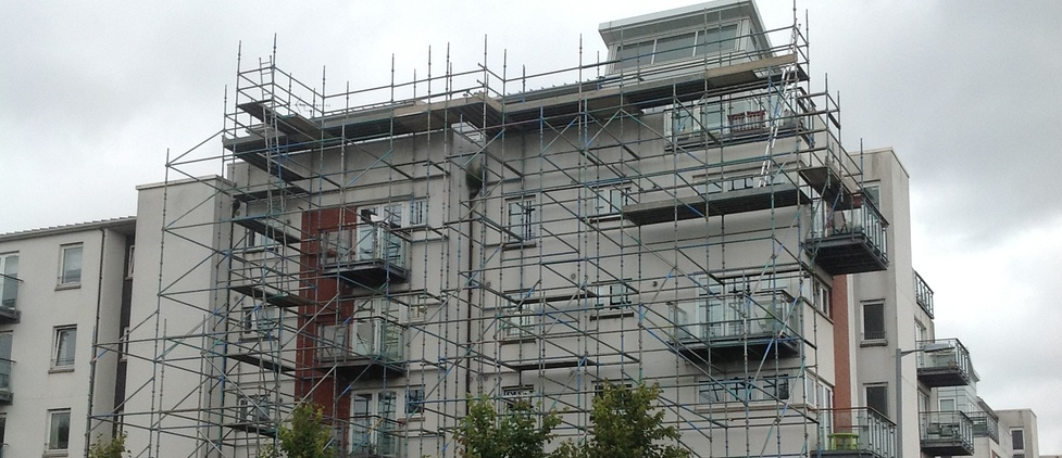 Universal Scaffolding Submarine : Universal scaffolding glasgow industrial commercial and